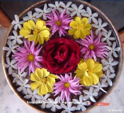 மனதை கொள்ளை கொள்ளும் பூக்களின் அலங்காரங்கள்  Flowder+Decoration+10