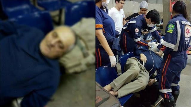 Argentino é encontrado morto no centro de Aracaju