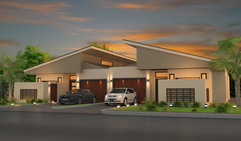 Realestate green designs house designs gallery modern for Beautiful contemporary house designs