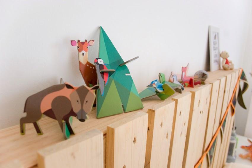 Decoramos una habitación infantil con Deco&Kids + Sorteo4