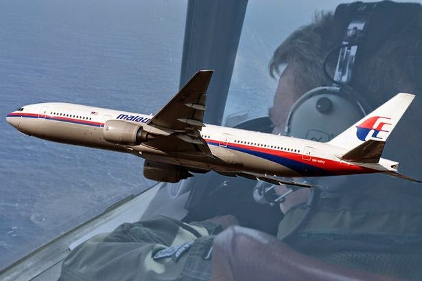 Woman Spotted Flight MH370 On Fire, Accompanied By Two Other Planes