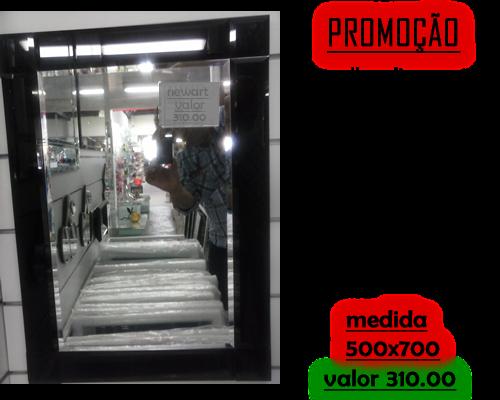foto de espelho na promoção