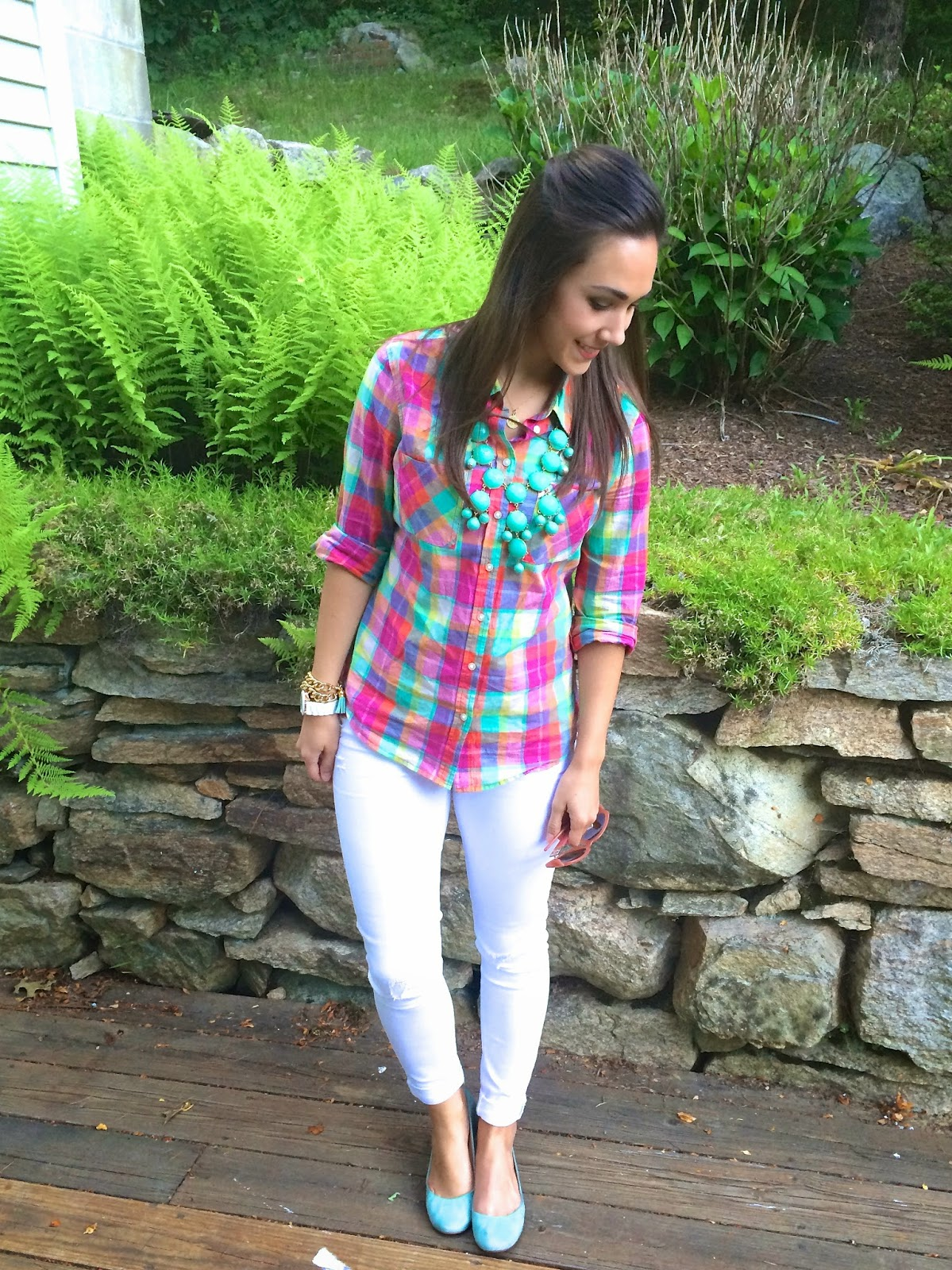Summer Plaid
