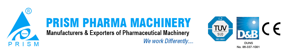 Prism Pharma Machinery : Tablet Press, Single Rotary Tableting Machine