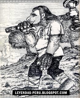 Mito del Hombre Oso