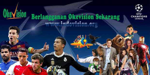 Promo Okevision Terbaru Bulan Februari 2016