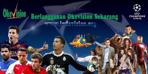 Promo Okevision Terbaru Bulan Oktober 2015