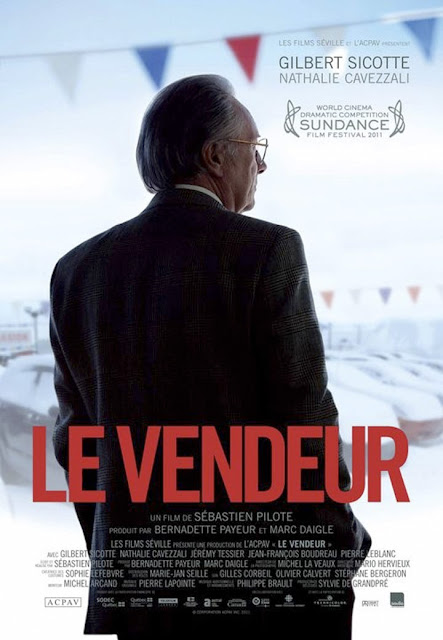 The Salesman • Le vendeur (2011)
