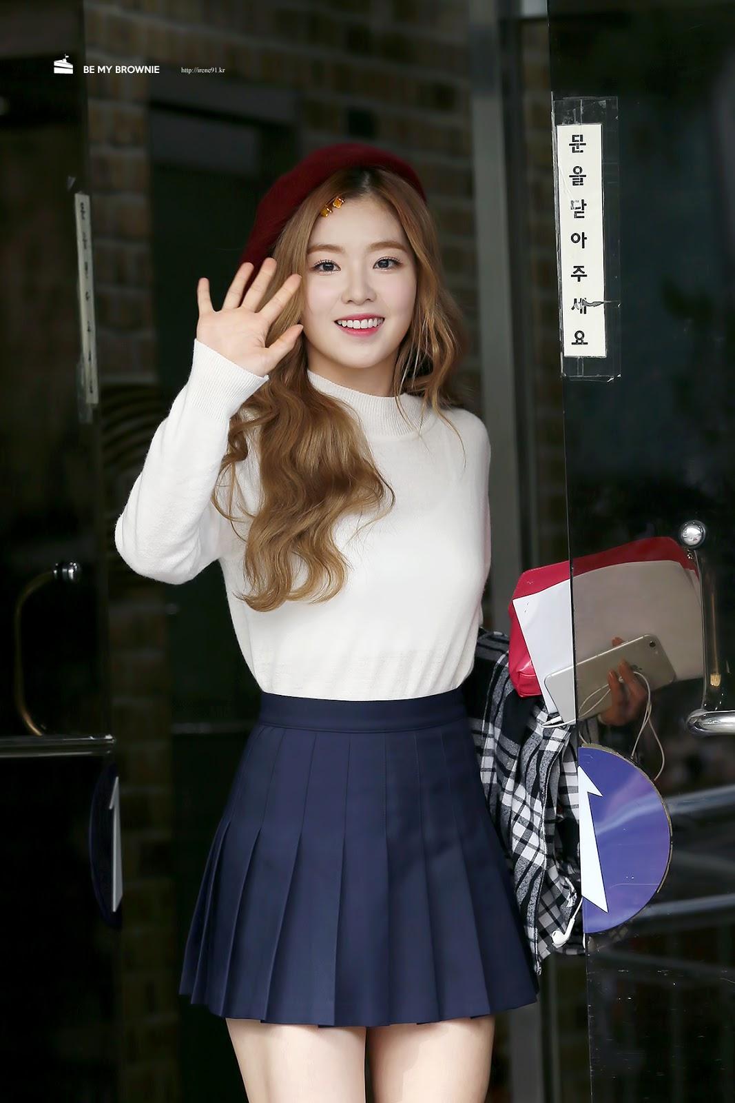 I Love Red Velvet : IRENE RV - OTW KBS MUBANK
