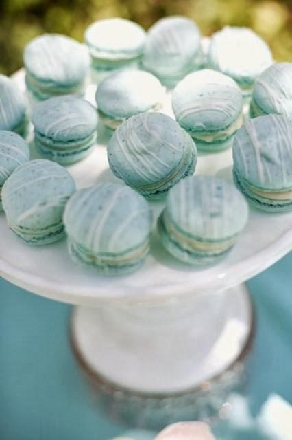 創意糕點】winter macarons 冬季馬卡龍 - 小鐵創意料理