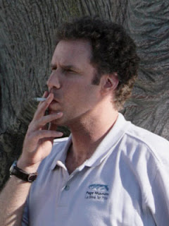 will ferrell smoking