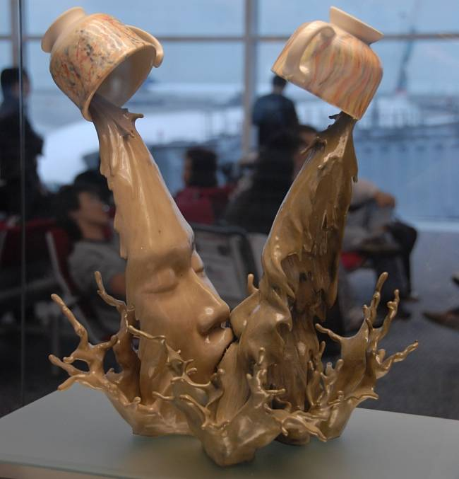 Esculturas de Johnson Tsang