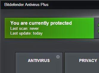 Update Bitdefender Offline