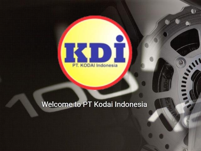 Lowongan Kerja PT Kodai Indonesia Delta Silicon