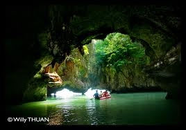 Paket Tour ke Phuket , James Bond