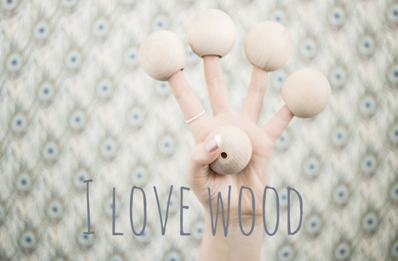 i love wood by gretchen gretchen