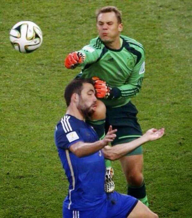Perfectly Timed Sports Moments Gallery