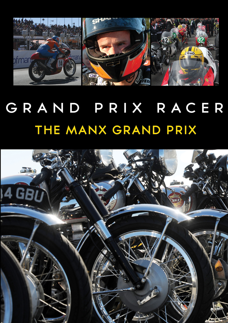 GRAND PRIX RACER DOCUMENTARY GETS ITS 'WORLD PREMIERE' ON THE ISLE OF MAN   Monday 4th February 2013.
