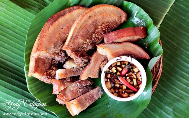 Lechon Kawali, one of my best meal of 2013 at home.