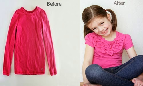 Short to Turn Long Sleeves