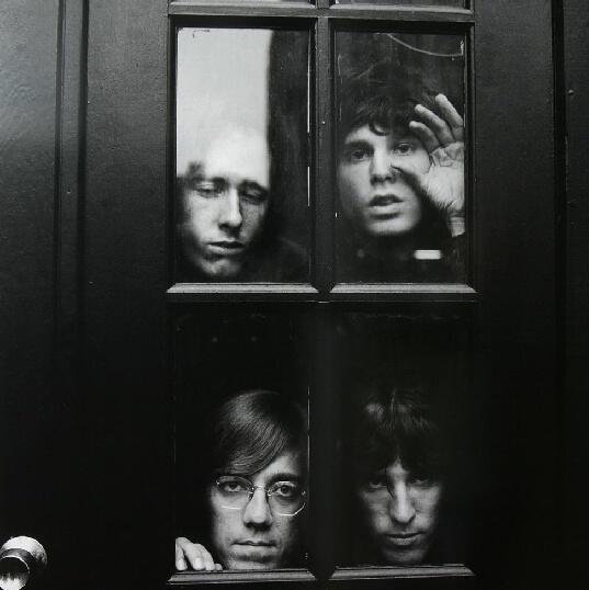 The Doors, 1969. Photo by Joel Brodsky