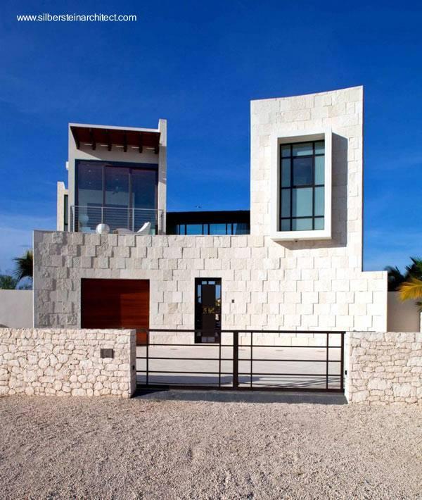 arquitectura de casas modelos de viviendas modernas