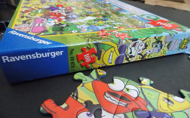 bin weevil ravensburger puzzle