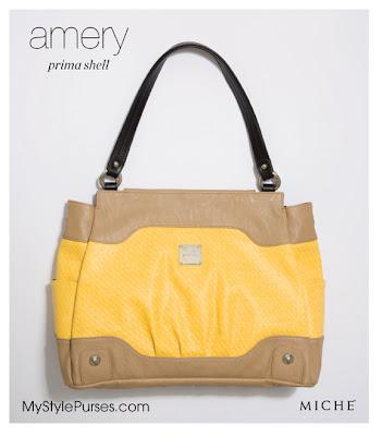 Miche Amery Prima Shell