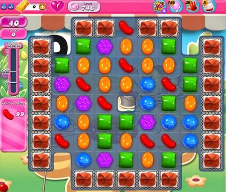 Candy Crush Saga 746