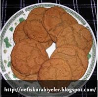 zencefilli kurabiye