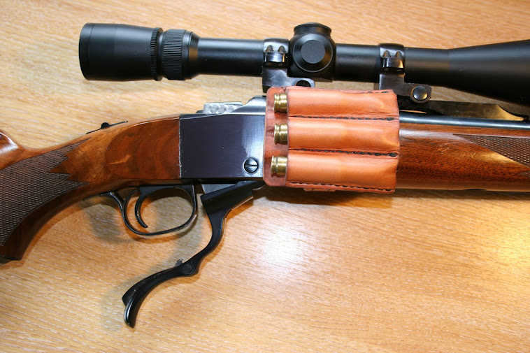 Bullet 'carrier' for Ruger No1.