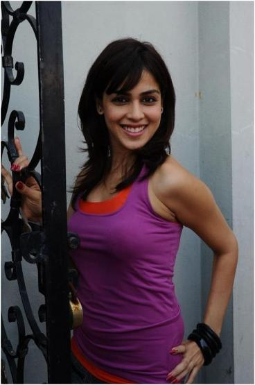 Genelia Hot Latest Photo