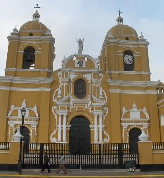 Arte colonial arquitectura religiosa en trujillo for Tipos de arte arquitectonico