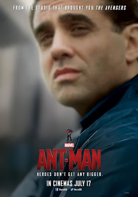 Ant-Man Character Movie Poster Set - Bobby Cannavale as Paxton