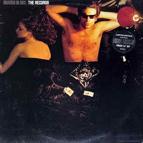 THE RECORDS - Shades in bed