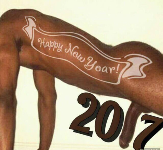 Happy Nude Year 2017
