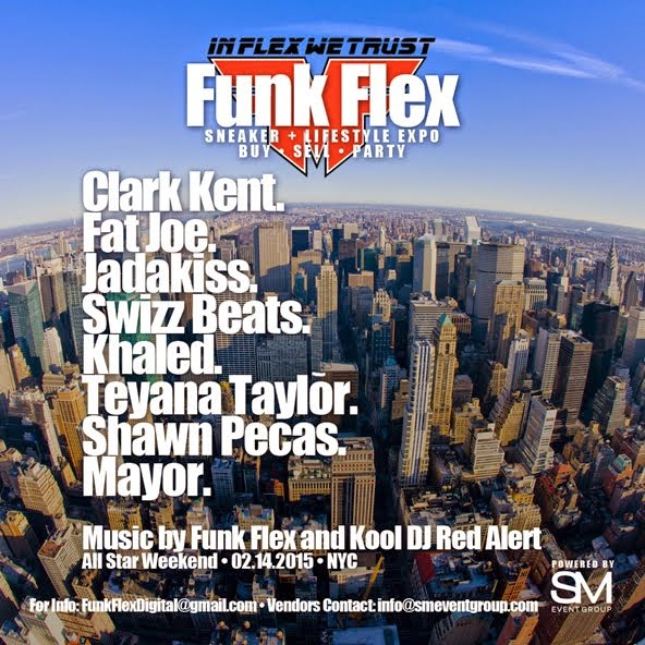 "iRome will be attending FMF Sneaker and Lifestyle Expo! Come by and say ""Hello""-Get your tickets!"