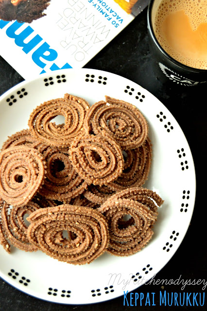 ragi murukku recipe2