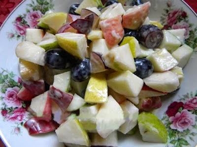 Salad Buah Buahan