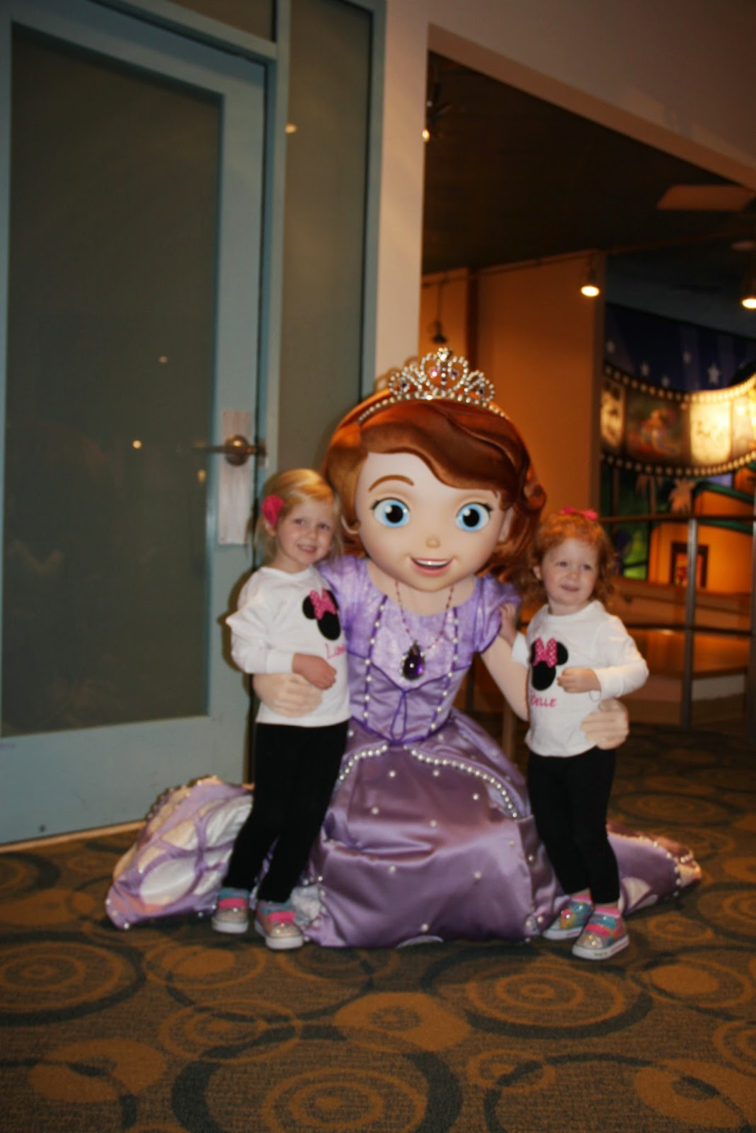 The counselor mom walt disney world with young children next we did the disney jr show where all of the jake doc mcstuffins and mickey mouse clubhouse are puppet characters on a stage kristyandbryce Images