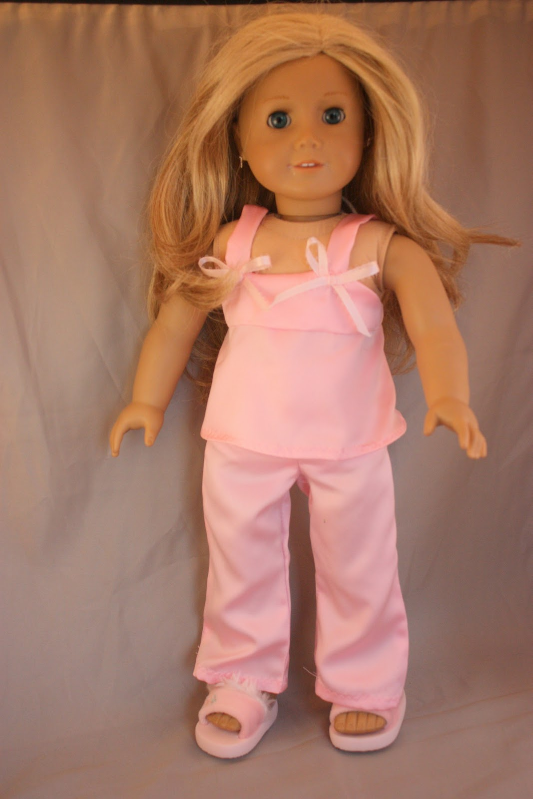 Home is Where My Story Begins: Handmade American Girl Doll Clothes