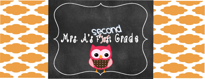 Mrs. A's Second Grade