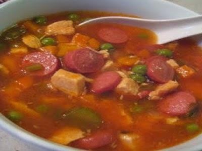 Resep Sup Merah Yang Enak