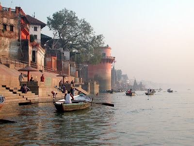Ganga River Picture