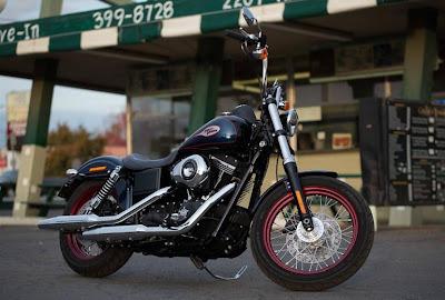 2013 Harley-Davidson Street Bob Limited Edition