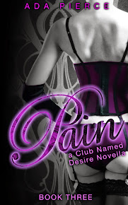 Pain- A Club Named Desire Book 3