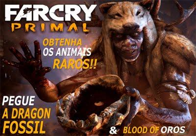 Far Cry Primal detonado, clique aqui: