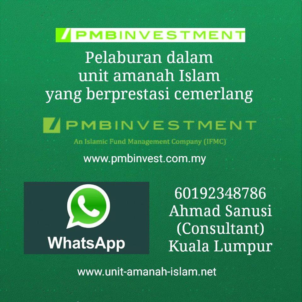 unit amanah Islam - PMB Investment Berhad