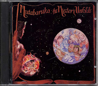 Mutabaruka - The Mystery Unfolds