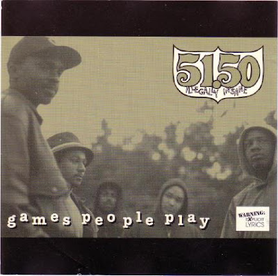 51.50 Illegally Insane ‎– Games People Play (CD) (1992) (128 kbps)